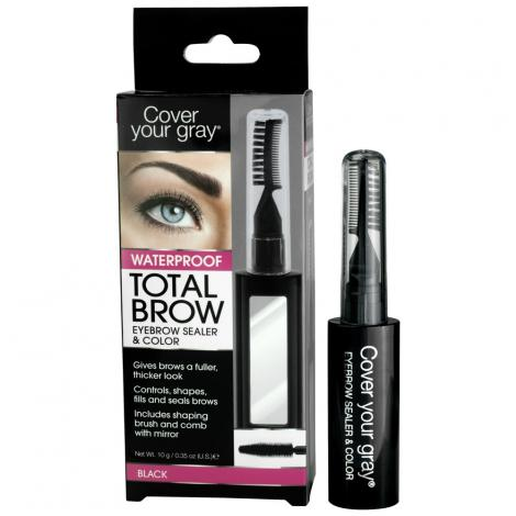 Cover Your Gray - Total Brow Waterproof Eyebrow Sealer & Colour