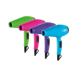 Babyliss Pro Italo Luminoso - 2100W Ceramic Dryer - All Colours