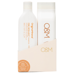 O&M - FIne Intellect Duo Pack - Shampoo/Conditioner (2x350mL)