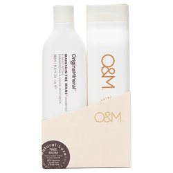O&M - Maintain The Mane Duo Pack - Shampoo/Conditioner (2x350mL)