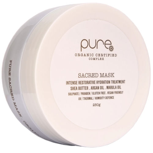 Pure by Juuce - Sacred Mask - Treatment