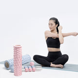 Yunmai - 3D stereo Massage Foam Roller 3 In 1