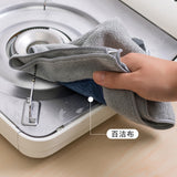 XIAOMI Soft High Water Absorption Duster Cloth Dust Free Wipes Kitchen Washing Cloth