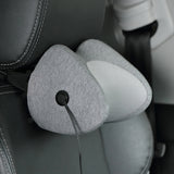 Sleeptailor - Graphene Heating Therapy Memory Foam U-Shape Car Neck Support Pillow