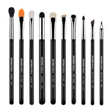 EIGSHOW Makeup Brushes Set 10pcs/set Eye Shadow Blending Eyeliner Eyelash Eyebrow Make up Brushes Professional Eyeshadow Brush
