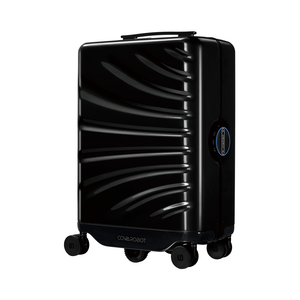 XIAOMI - CowaRobots Business Travel Suitcase Intelligent Sensing Automatic Following Carry Luggage