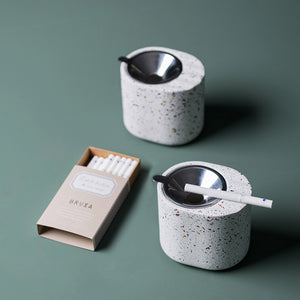 XIAOMI Nordic Home Decor Eco-friendly Nature Stone Smoke Ashtray