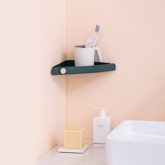 XIAOMI High Quality Metal Storage Rack Bathroom Triangle Corner Storage Shelf