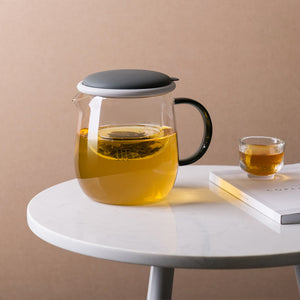 XIAOMI Heat Resistant High Borosilicate Transparent Teapot with Tea Filter