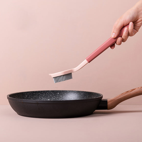 XIAOMI Soft TPR Silicone Rubber Cleaning Washing-up Brush Dish Brush Pan Brush