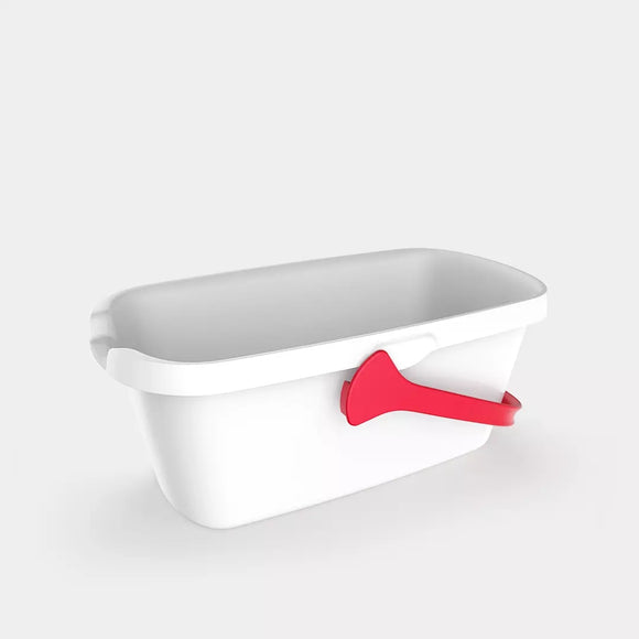 XIAOMI - Yijie Multi-function Rectangle Barrel Storage Box Strong Durable Water Bucket Barrel 12kg Load Capacity For Home