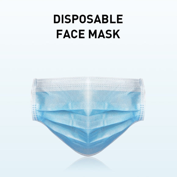 Recci-Surgical Disposable Facial Mask (2Box)