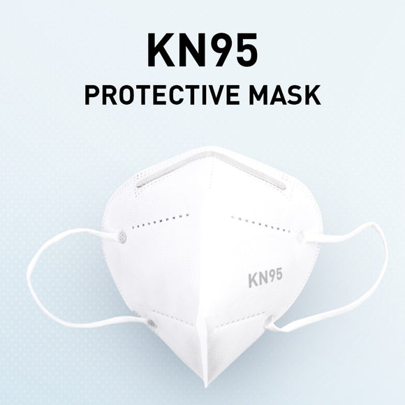 Recci-Facial Protective KN95 Mask 50pcs/box
