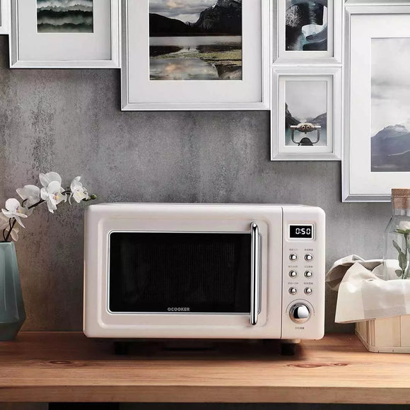 XIAOMI - Qcooker Microwave Oven CR-WB01