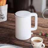 XIAOMI-MIJIA Electric Kettle 1A Fast Hot boiling Stainless Water Kettle Teapot Intelligent Temperature Control Anti-Overheat