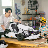 XIAOMI - Ninebot Segway Ninebot Electric GoKart Drift Kit, Outdoor Racer Pedal Car,requires Segway miniPRO or Ninebot S (sold separately)