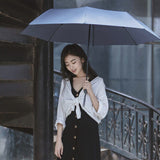 XIAOMI -90fun umbrella Windproof Waterproof Sun Protection Ultralight folding umbrella Men /Women Portable mini umbrella