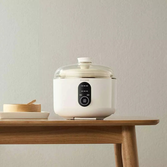 XIAOMI - Qcooker  Electric Stew Cooker appointment time