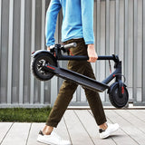 XIAOMI - Mijia Smart Electric Scooter foldable mi lightweight skateboard 30KM mileage