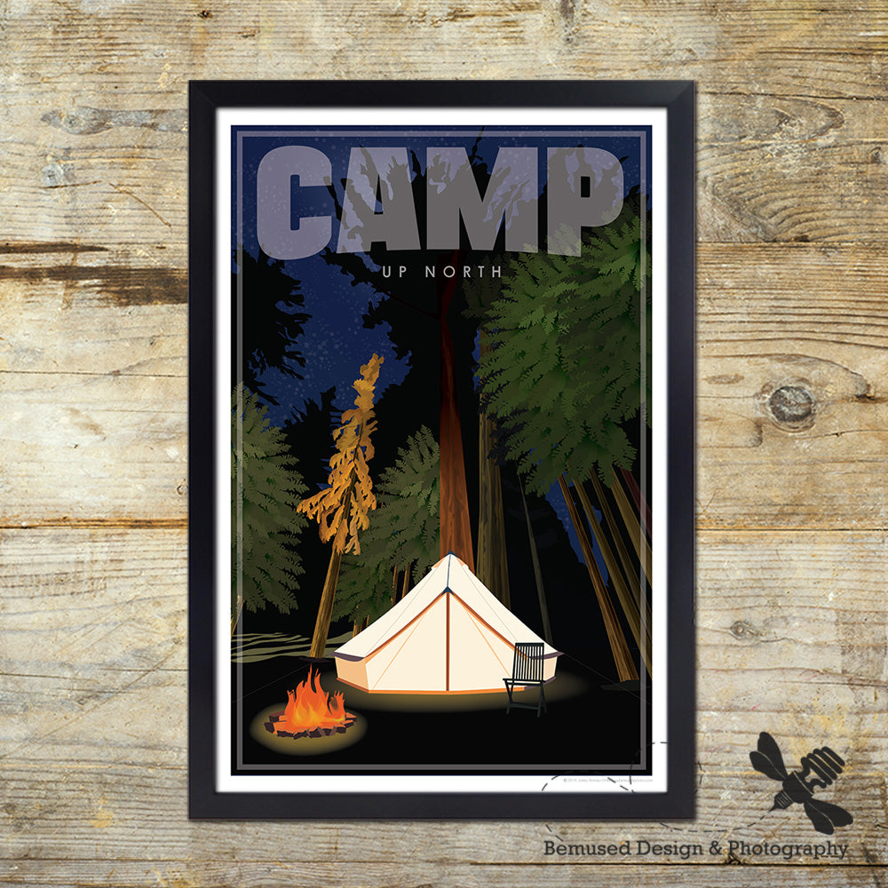 Camp -  Canvas Tent