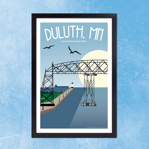 Duluth Aerial Ferry Bridge
