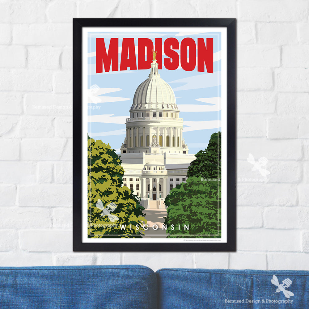 Madison, WI - Capitol