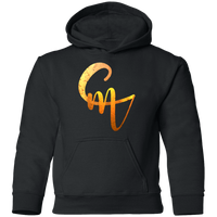 CM Logo Youth Pullover Hoodie