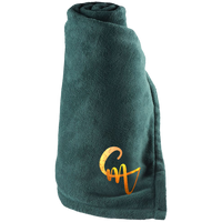 CM Logo Large Fleece Blanket