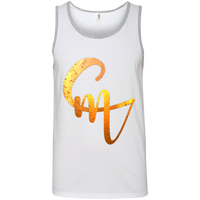 CM Logo Unisex Ringspun Cotton Tank Top