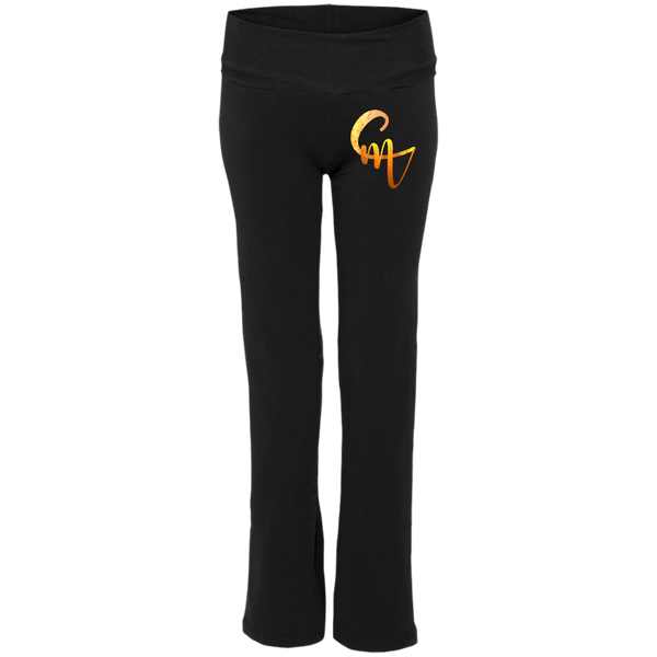 CM Logo Ladies' Yoga Pants