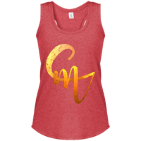CM Logo Women's Perfect Tri Racerback Tank