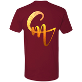 CM Front and Back Logo Premium Short Sleeve T-Shirt