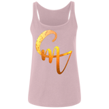 CM Logo Ladies' Relaxed Jersey Tank