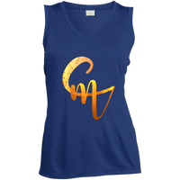 CM Logo Ladies Sleeveless