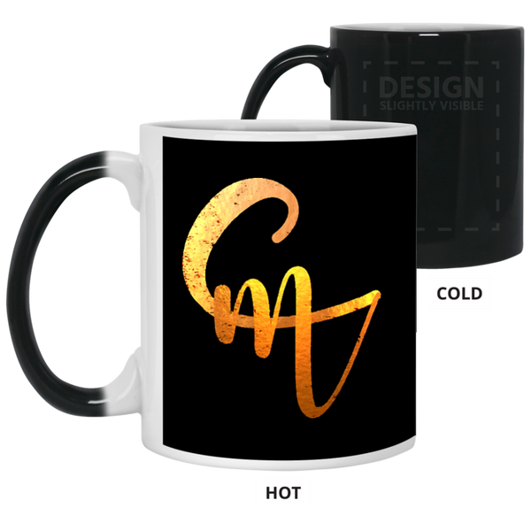 CM Logo 11 oz. Color Changing Mug