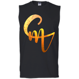CM Logo Men's Ultra Cotton Sleeveless T-Shirt
