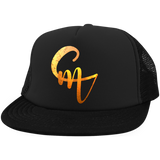 CM Logo Trucker Hat with Snapback
