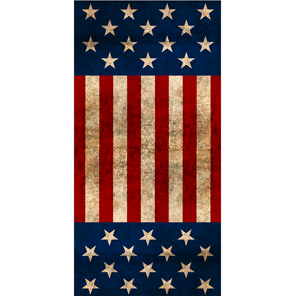 Stars & Stripes Neck Gaiter - SoulSkinz