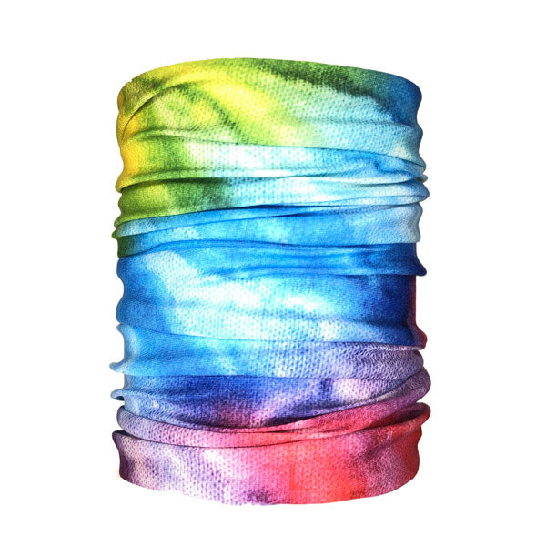 Tie Dye Traditional Neck Gaiter