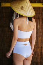 Load image into Gallery viewer, Burnt Orange Swimsuit Top Arda