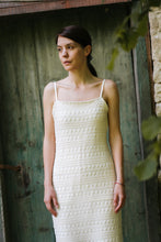 Load image into Gallery viewer, Feminine lace dress Arin