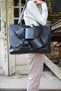 Black Designer Purse Ambrosio