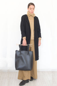 Black Fall Coat Adra