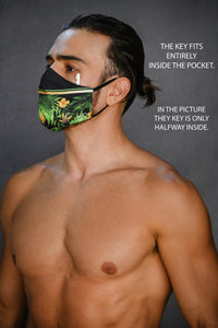 JUNGLE Reversible MASK only