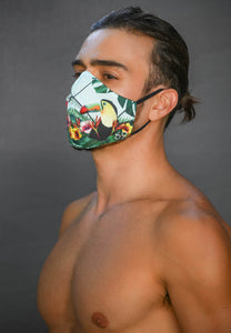 WILD PELICAN MASK only