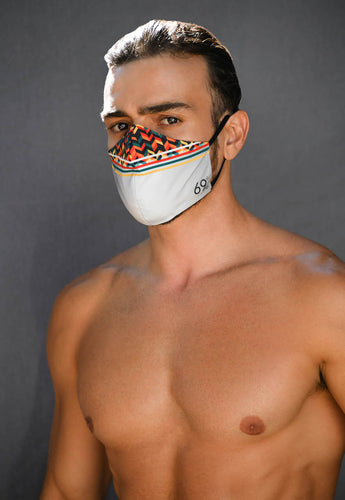 SILVER Reversible MASK only