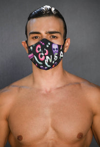 NSA Reversible MASK only