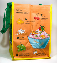 Load image into Gallery viewer, Green Gelatin Salad Reusable Grocery Bag