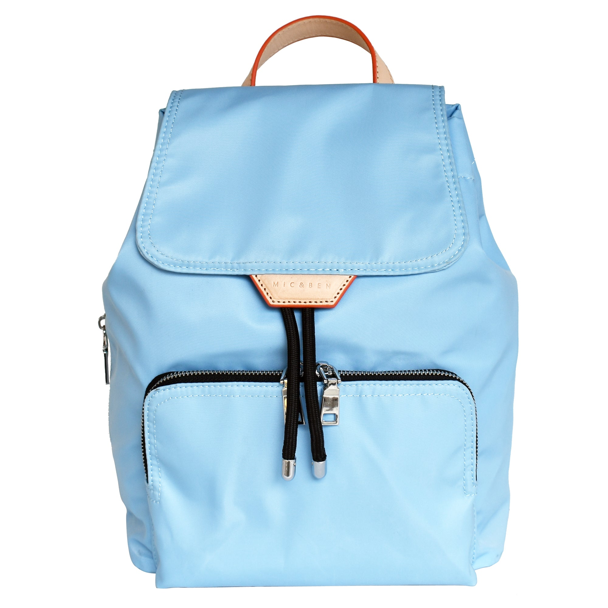 MOMO NYLON BACKPACK - URANIAN