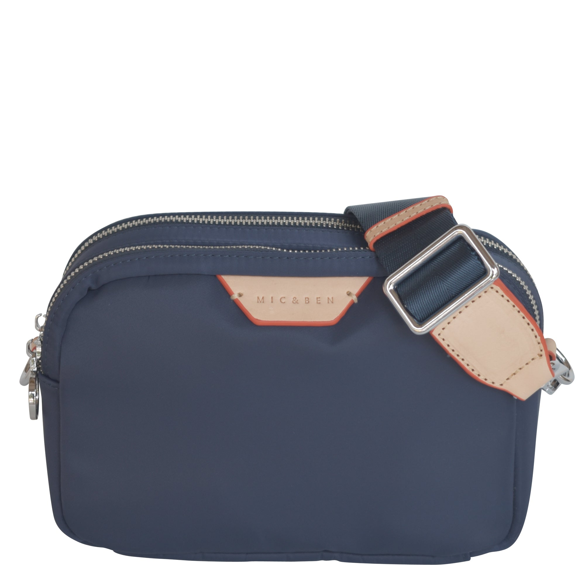 TOFU CROSSBODY BAG - INK BLUE